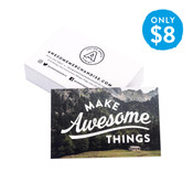 100 Business Card Deal - ONLY $8