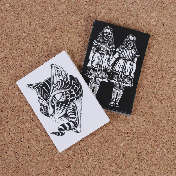 Rectangle Stickers Custom Print Awesome Merch