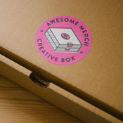 Sample Box for Creatives