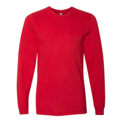 2007W - American Apparel Fine Jersey Long Sleeve T-Shirt