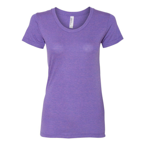 c57a202f Custom American Apparel Women's Triblend T | Awesome Merch