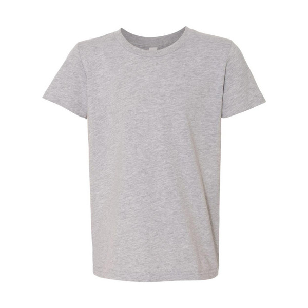 3001Y - Bella + Canvas Jersey Youth T-Shirt