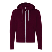 3739 - Bella + Canvas Unisex Sponge Fleece Zip-Up Hoodie