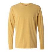 6014 - Comfort Colors Dyed Heavyweight Long Sleeve Shirt