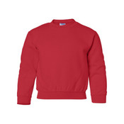 18000B - Gildan Heavy Blend Youth Crewneck Sweatshirt