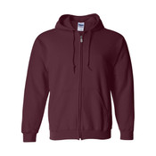 18600 - Gildan Heavy Blend Full-Zip Hooded Sweatshirt