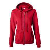 18600FL - Gildan Heavy Blend Women's Full-Zip Hooded Sweatshirt