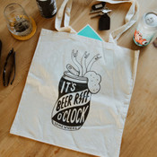 100 Natural Tote Bag Deal - $250